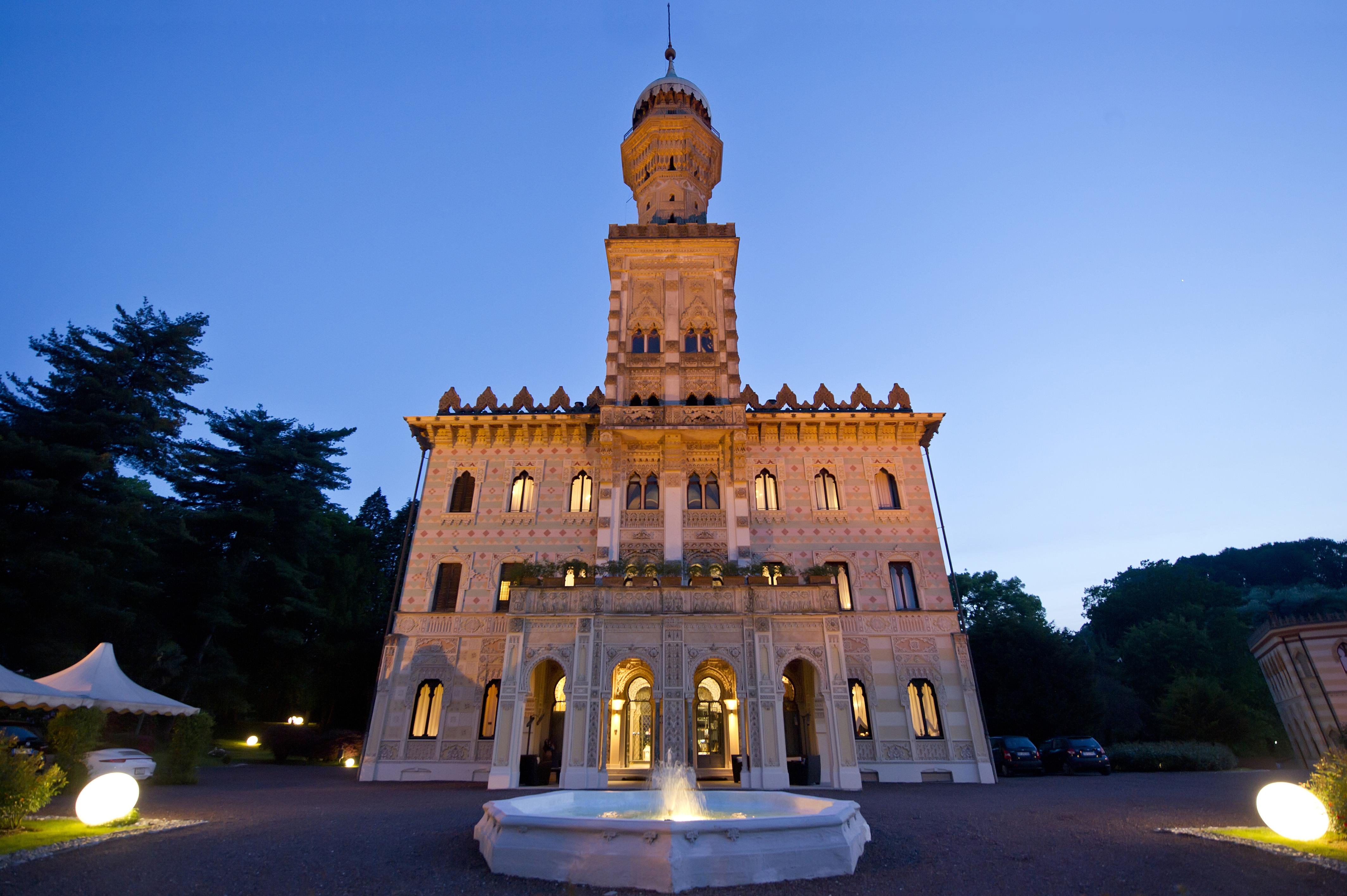 A Villa Crespi la nuova Wellness Suite sceglie il Made in Italy