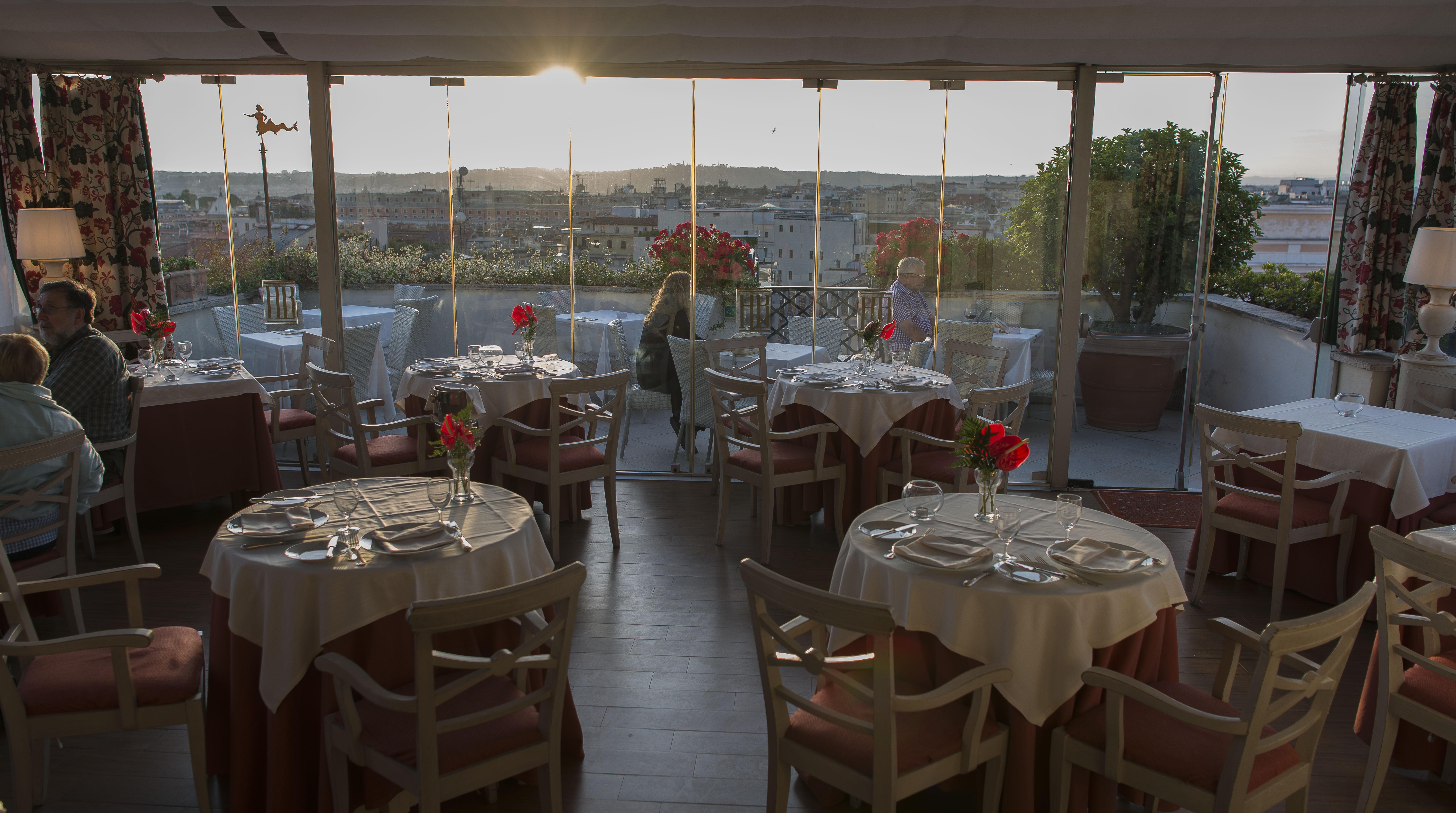 Bettoja Hotels Collection elimina le bottiglie di plastica dai suoi 3 hotel romani